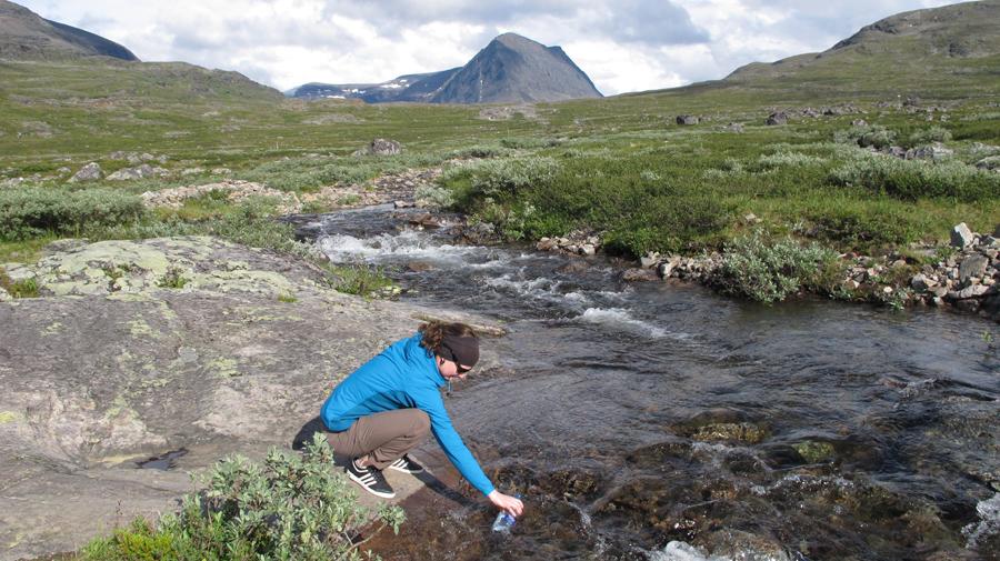 Trinkwasser gibts im Überfluss