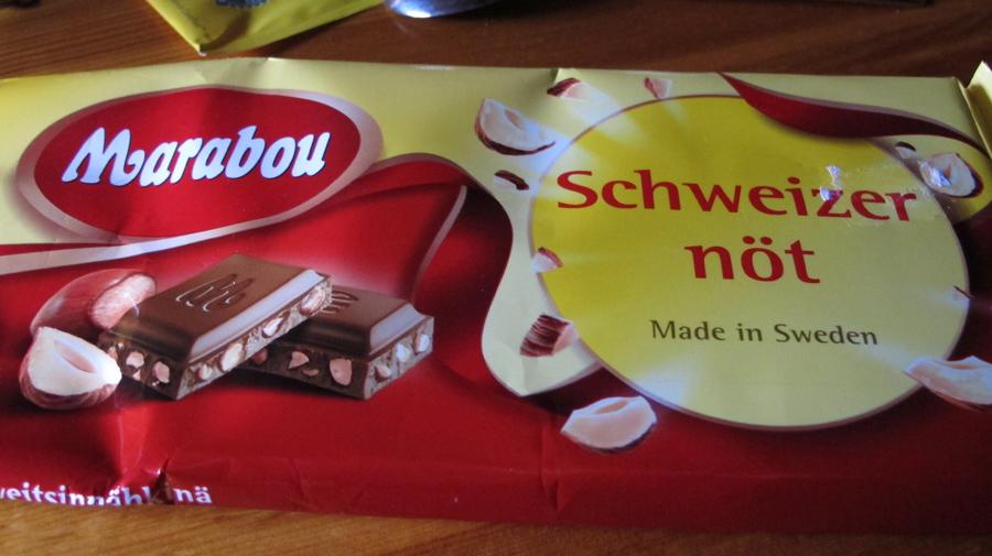 EIn gutes Stück Schweiz in Schweden ;-)