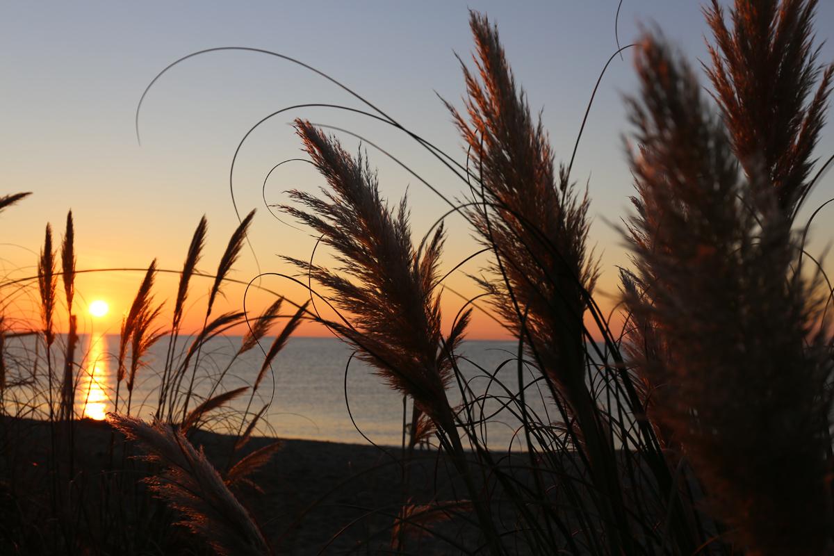 Sonnenaufgang auf Korsika