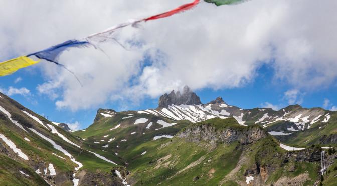 Bergfrühling bei der Lobhornhütte